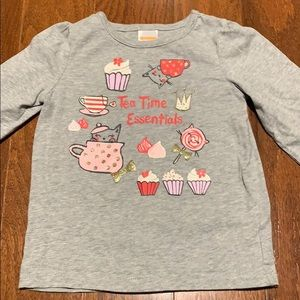 Gymboree long sleeve T shirt